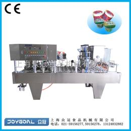 BHJ-6上海工厂全自动灌装封口机