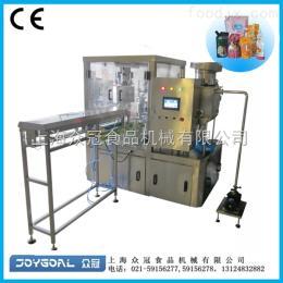 ZLD-4A全自動自立袋灌裝機/直立袋灌裝機/吸嘴袋灌裝機/