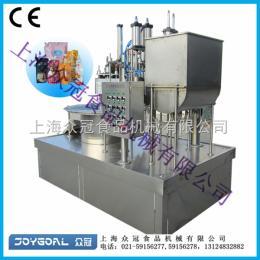 ZLD-2B纯水灌装旋盖机/果汁灌装封口机/便携包封口机