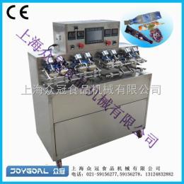 CXD-8上海众冠异形袋灌装封口机/水包装机