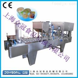 BHP-4上海众冠牛奶灌装封口机/豆浆灌装机/自动封口机