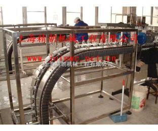 非标上海饮料装箱生产线
