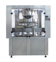 BZ系列玻璃瓶常壓(負壓)灌裝機