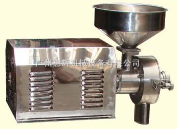 1100带柜子五谷杂粮磨粉机 台式小型磨粉机 不锈钢磨粉机