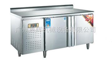 TZ-358E2D冷藏柜工作臺 保鮮工作臺