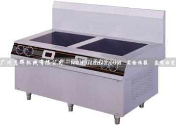 GH-C002双头系列电磁炉煲汤炉