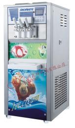 GH-230立式软冰淇淋机 三头风冷 冰激凌机 新款冰淇淋机 双色冰淇淋