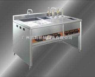 GH-CEN-8电煮面炉连汤池