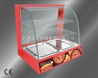 GH-808弧形保温展示柜