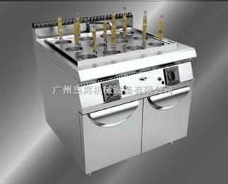 GH-PC-909柜式燃气煮面炉