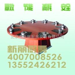 十二眼电磁炉火锅桌