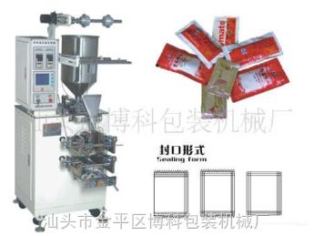 酱汤立式液体包装机