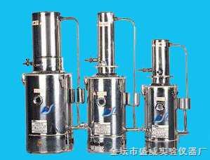 JYZD-5不锈钢蒸馏水器