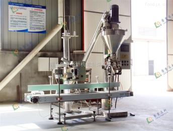 6FW-DB1精确高效颗粒包装秤打包机