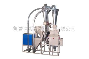 6FW-50B供應雜糧設備大豆脫皮機黃豆磨面打粉機