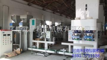河南利民机械南阳淀粉包装机厂家