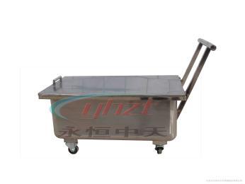 不锈钢带盖槽车 天津永恒中天不锈钢制品系列