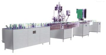 YRGF果汁饮料包装生产线