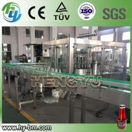 BXGF玻璃瓶果汁灌装生产线