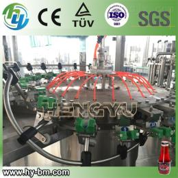 BCGF玻璃瓶装沙棘汁果汁灌装生产线