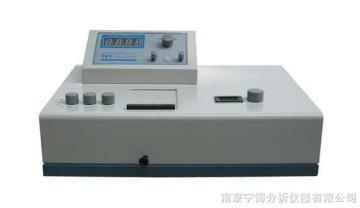 727型光柵分光光度計