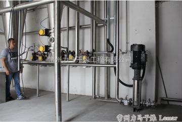 150kg/h酵母发酵液喷雾干燥机设备