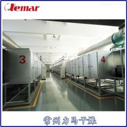 包菜、胡萝卜、四季豆网带式干燥机设备DW3-2-10