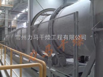 干燥窯的煅燒工藝及耐熱梁結構