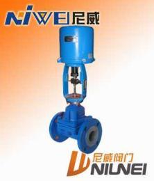 调节阀:ZDLT电动调节隔膜阀