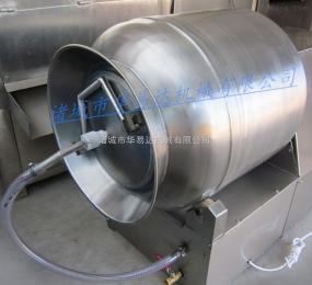 GR-600华易达肉制品呼吸式腌制机 鸡柳肉串全自动入味设备GR-600真空滚揉机