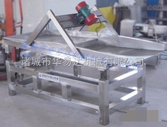 ZS-1200供应--杀菌豆腐干沥水振动筛