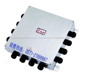 ejx-g eJX-g系列防爆防腐接线箱(不锈钢外壳)(e DIP)