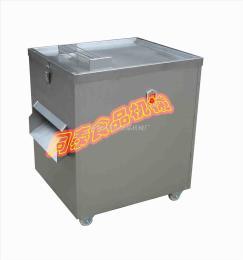 食品機械魚皮切絲機,豬皮切絲機,鮮肉切絲機