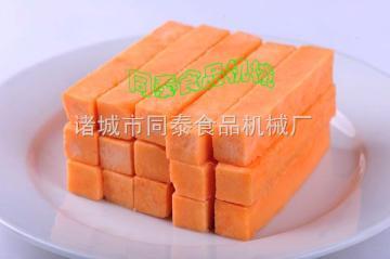 槟榔芋切条机 地瓜切条机 槟榔芋火锅料加工机