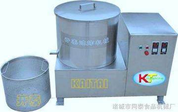 KT-40蔬菜脱水机/离心脱水机/变频调速脱水机/蔬菜甩水机