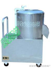 TP-10出售生土豆脱皮机,鲜土豆清洗脱皮机,小型去皮机
