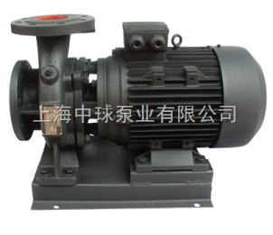 ISWR全新一代ISWR卧式热水管道泵