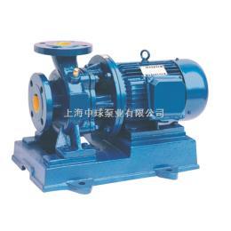 ISW65-200卧式管道泵