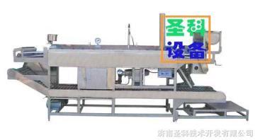 150型多功能蒸汽涼皮機 山東蒸汽涼皮機 大型涼皮機