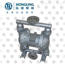 QBY-40不锈钢气动隔膜泵,不锈钢隔膜计量泵,微型气动隔膜泵