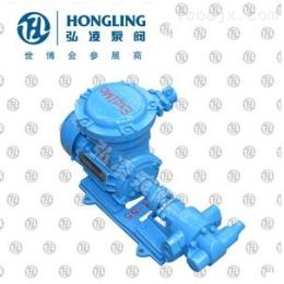 2CY-2/14.5-2齿轮润滑泵,不锈钢齿轮润滑泵,防爆齿轮润滑泵