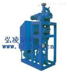 供应JZJS70-2罗茨泵水环泵机组,JZJS型真空机组