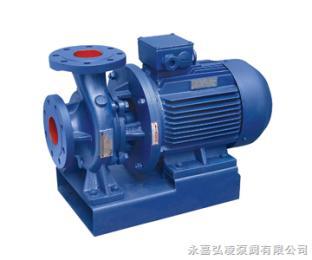 ISW卧式管道离心泵 卧式管道泵 离心泵厂家 离心泵型号 离心泵价格
