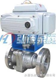 球阀:Q641F/PPL型不锈钢气动球阀|气动O型球阀
