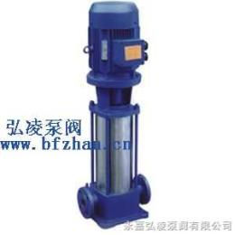 GDL型GDL型立式管道多级离心泵