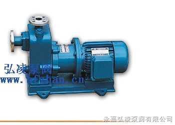 ZCQ系列磁力泵:ZCQ系列不锈钢防爆自吸式磁力泵
