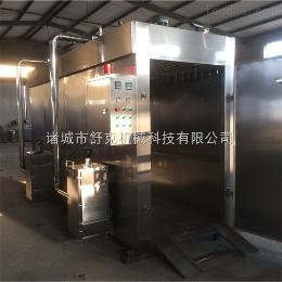 SKYU600发酵山羊肉香肠烘烤炉烟熏机厂家