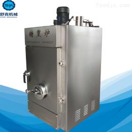 SYX-50腊肠烘干烟熏箱 腊肠成套灌装设备