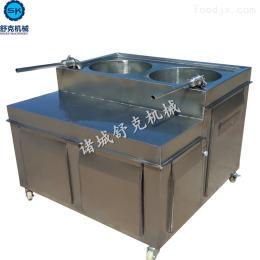 SGC-1000休闲食品脆骨烤香肠灌肠机 台烤灌装设备