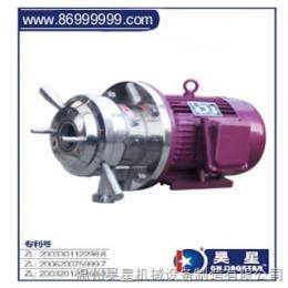 JM-GM350-2管線式膠體磨泵(產品)